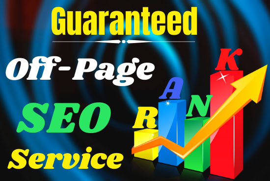 Guaranteed Google First page Ranking With off page SEO
