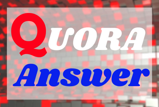 Provide Niche Relevant 15 Quora Answer for Organic Traffic