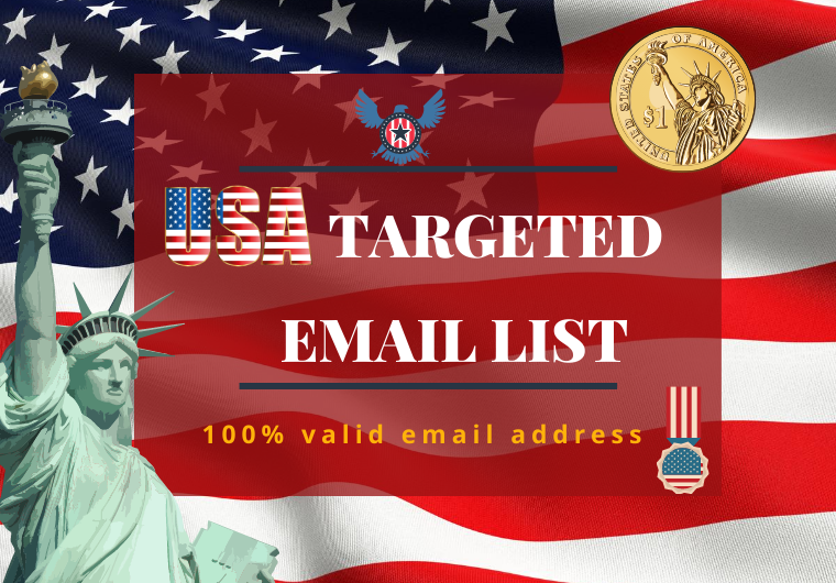 5k USA email list marketing for your business