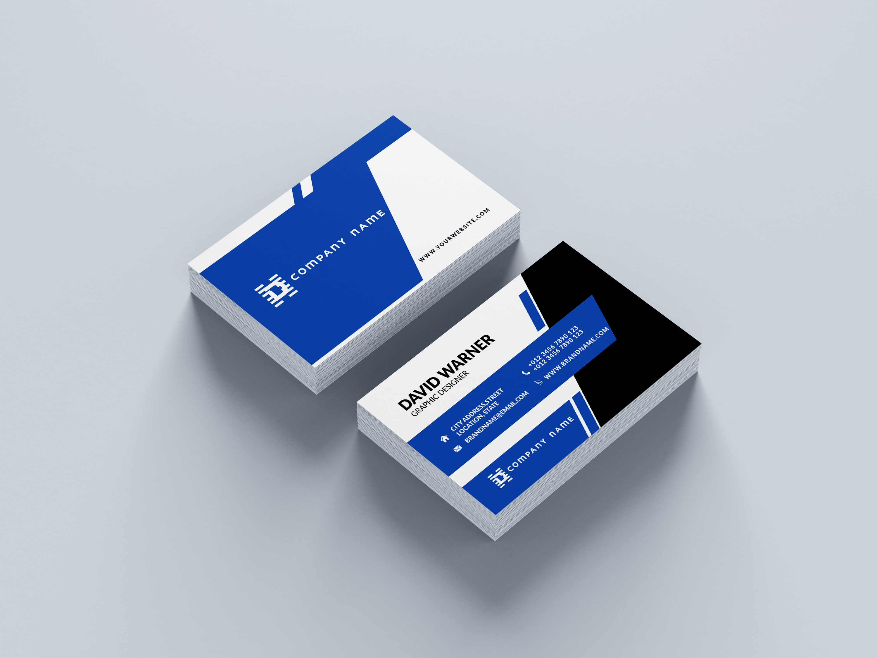 I will create professional and unique business card design