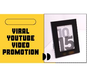 Viral video promotion marketing