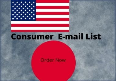 I will provide 5k consumer list