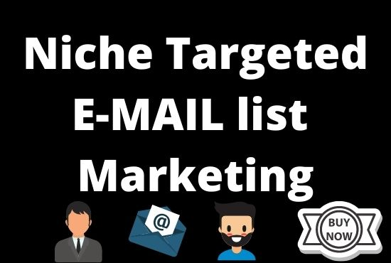 You will get Valid Email list for email marketing