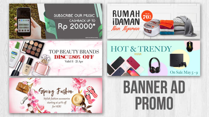 I will design perfect web banner,  facebook covers in 24 hours