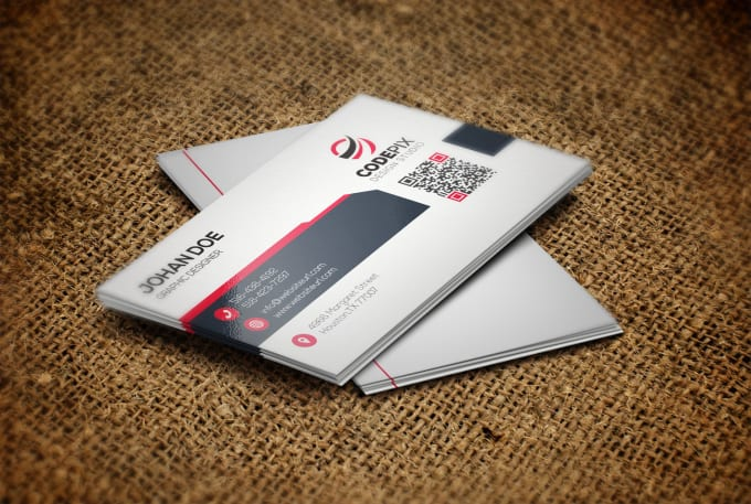 I will do professional business card design fast