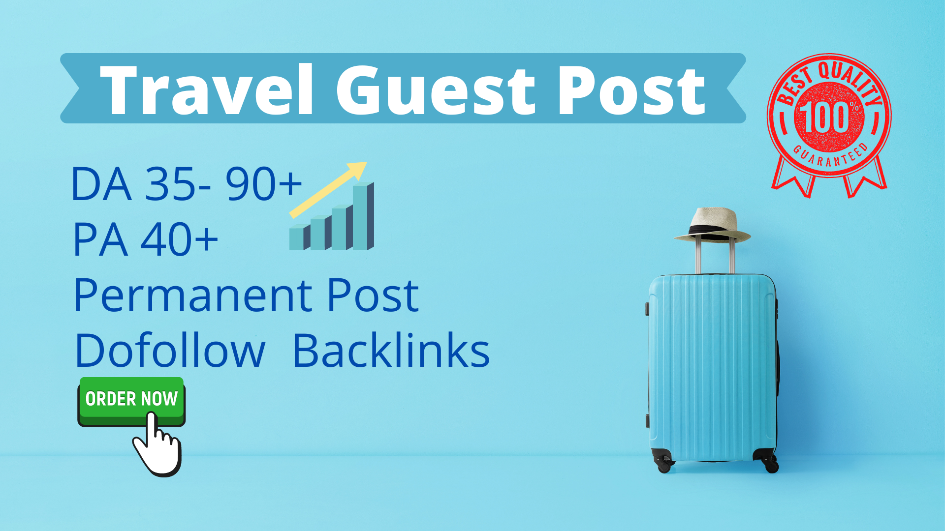 Publish Guest post on HQ travel blog