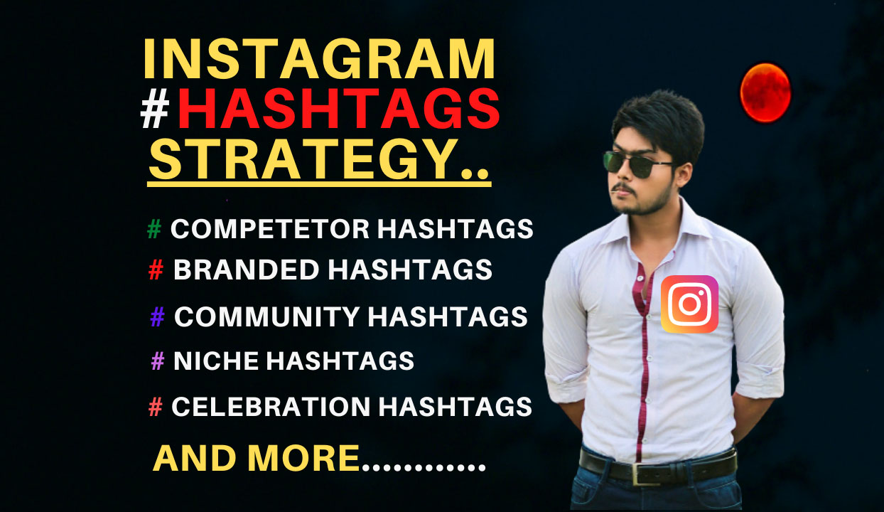 I will research instagram hashtags for fastest growth