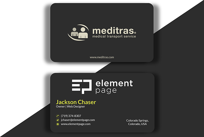I will do Professional Minimalist Luxuary Business Card