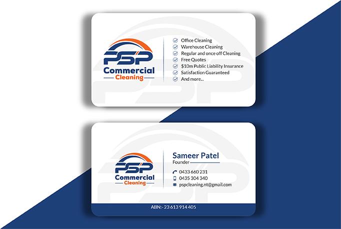 I will do Professional Minimalist Luxuary Business Card