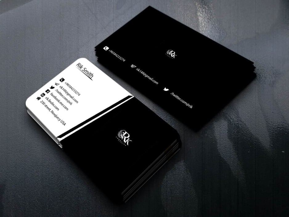 I will create Business card and logo