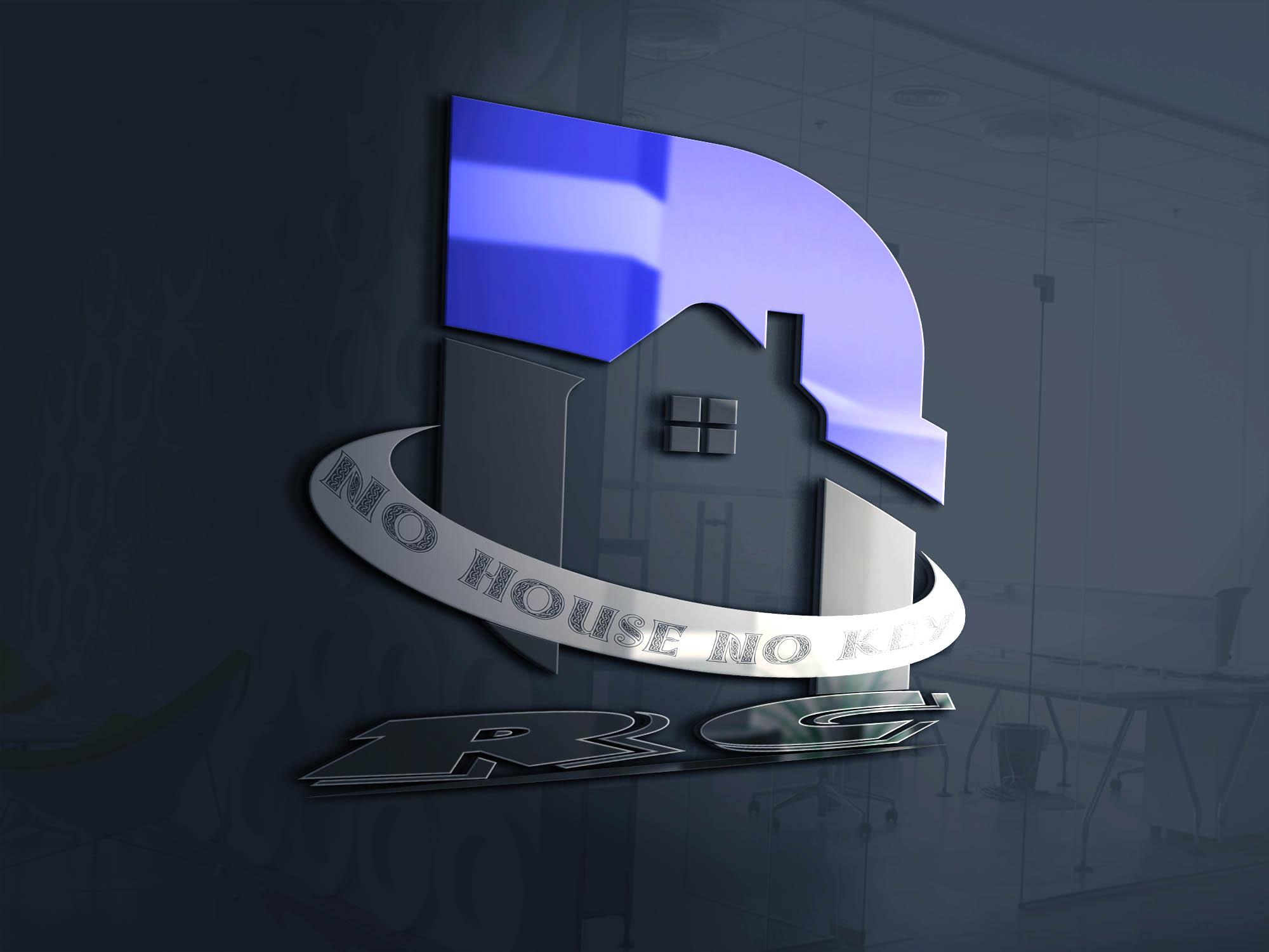 I create a logo in my creativity.