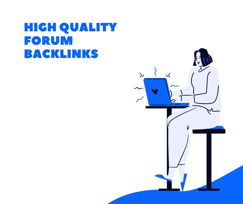 I will create 100 forum Backlinks For you