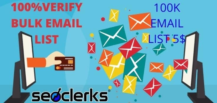 i will give you 5k targeted email list