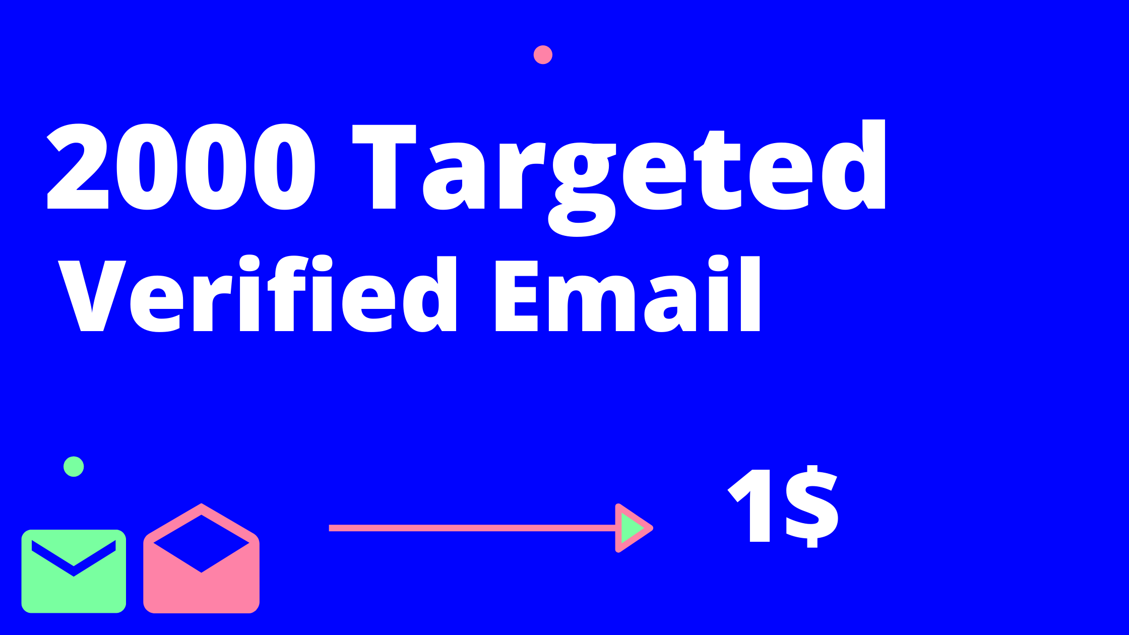 Collect 2000 targeted bulk Emails