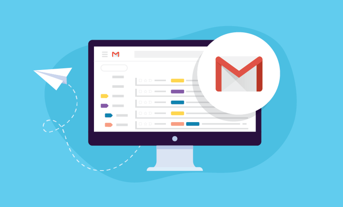 Service to organize and manage emails