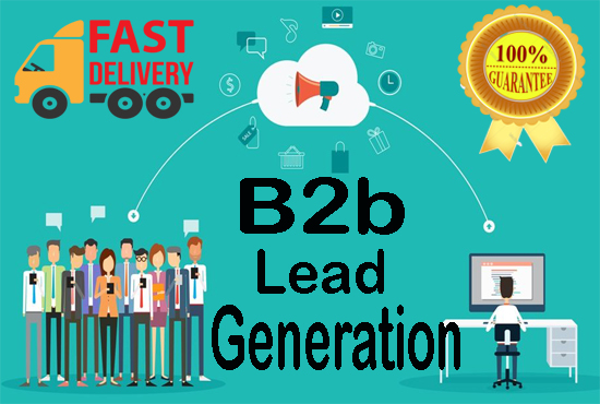 I will do lead generation fore targeted industry and targeted locations