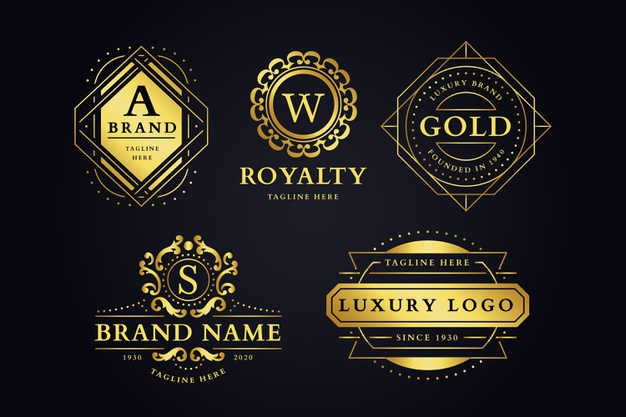 I will design a luxury modern minimalist and elegant business logo