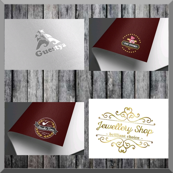 I will create a logo for your brand,  company or restaurant.