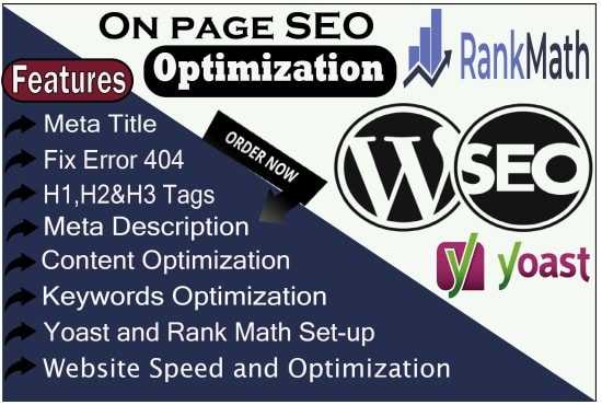 I Will Do Completely WordPress Yoast SEO On Page Optimization For Your Website Google Top Ranking