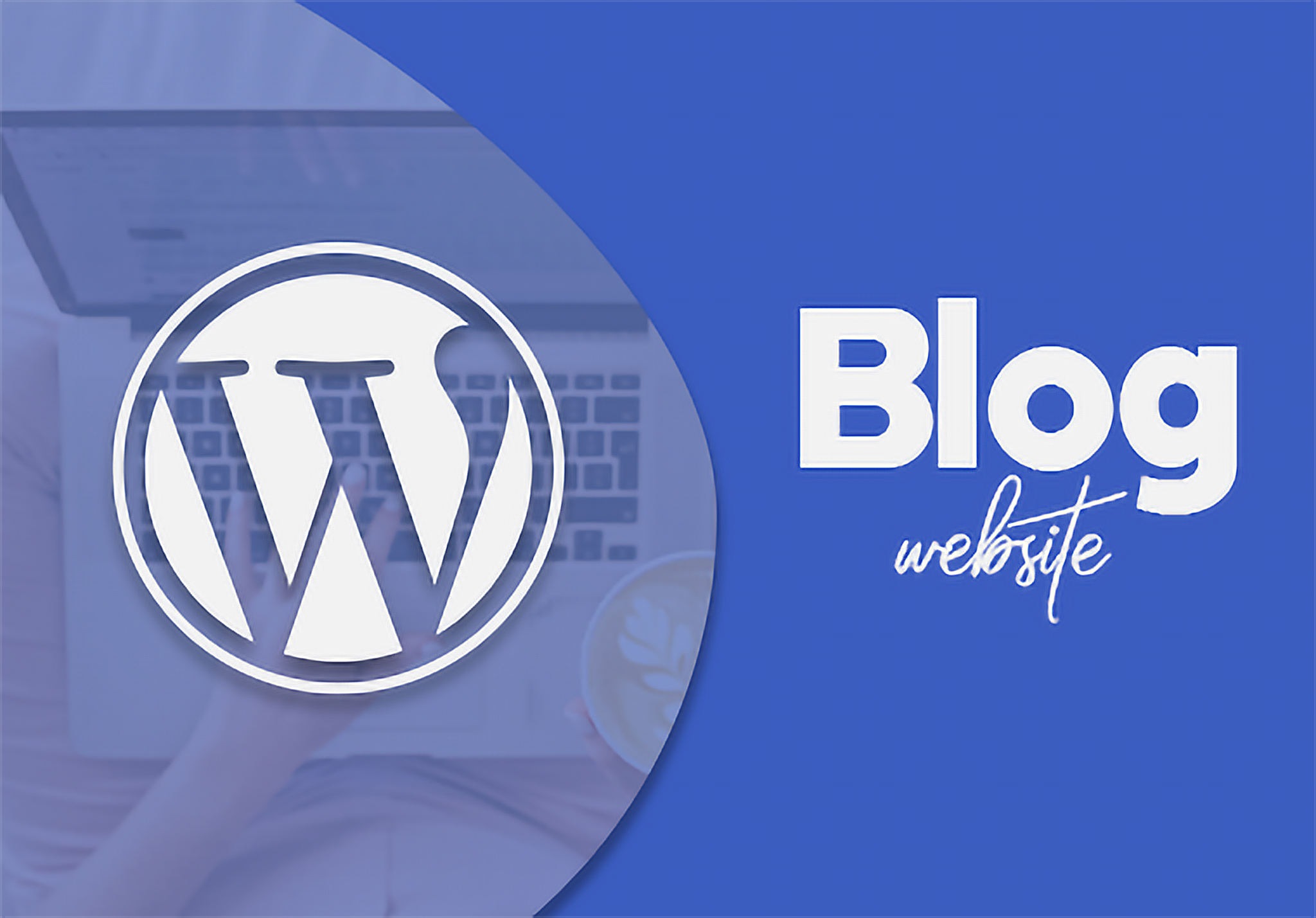 Eye-catching Professional WordPress Blog Website
