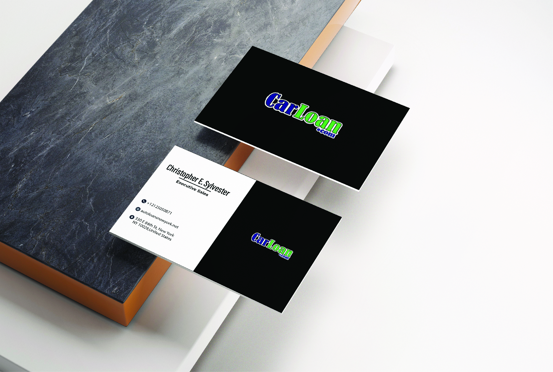 I will make professional and awesome Stylish minimalist business cards for you