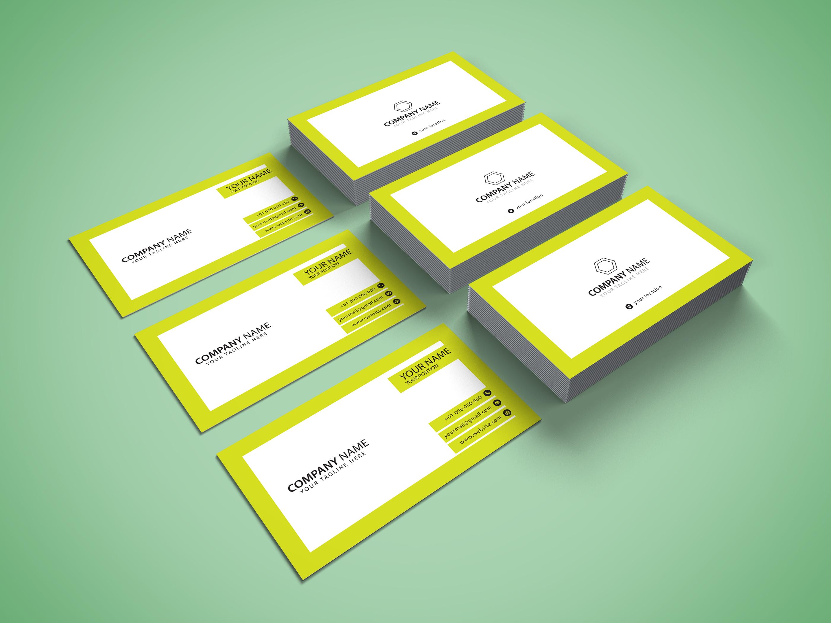 I will make unique & attractive Business Card design