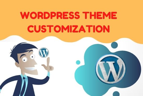 I will do worldpress install,  setup theme and customization