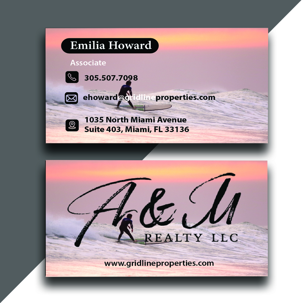 I will do creative & premium, luxury business card design for you in 12 hours.