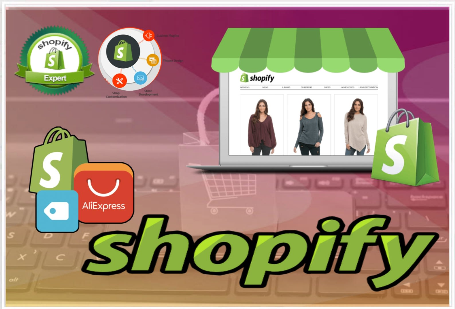 I can add upto 50 products to your shopify store