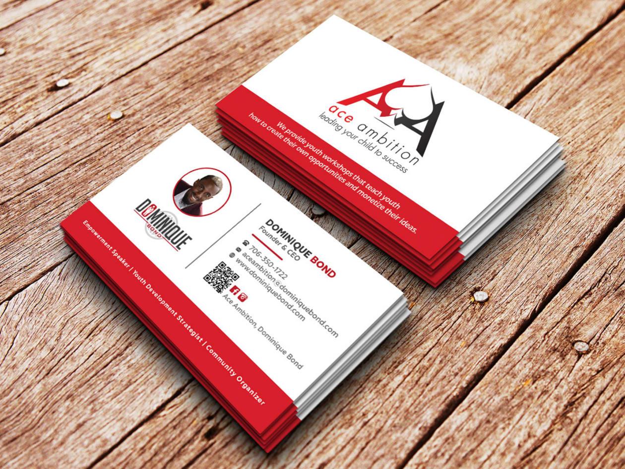 I will do Unique professional Business Card