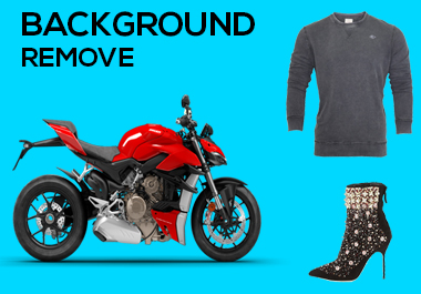 I will remove background professionally and fast delivery.
