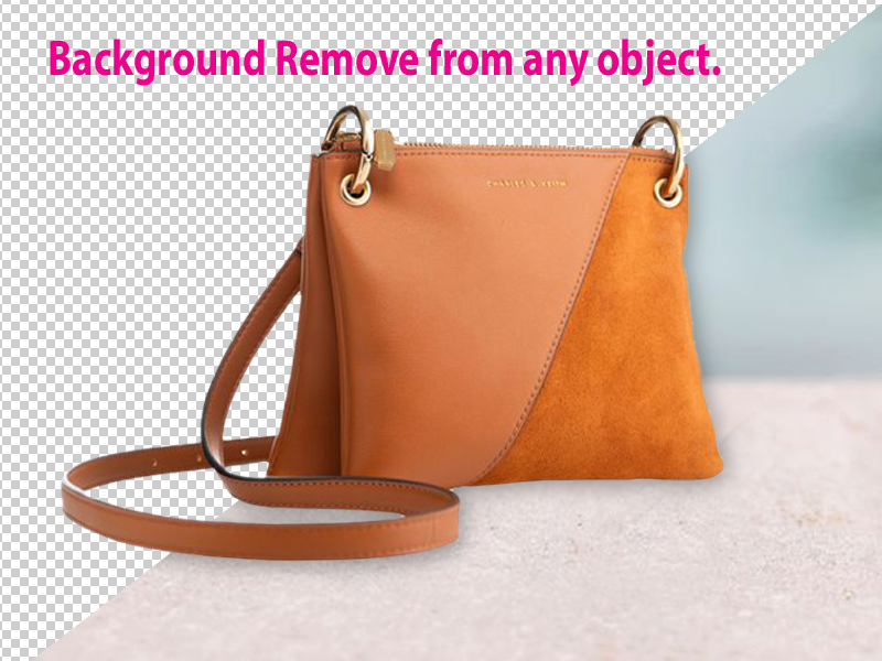 Background Remove from product image