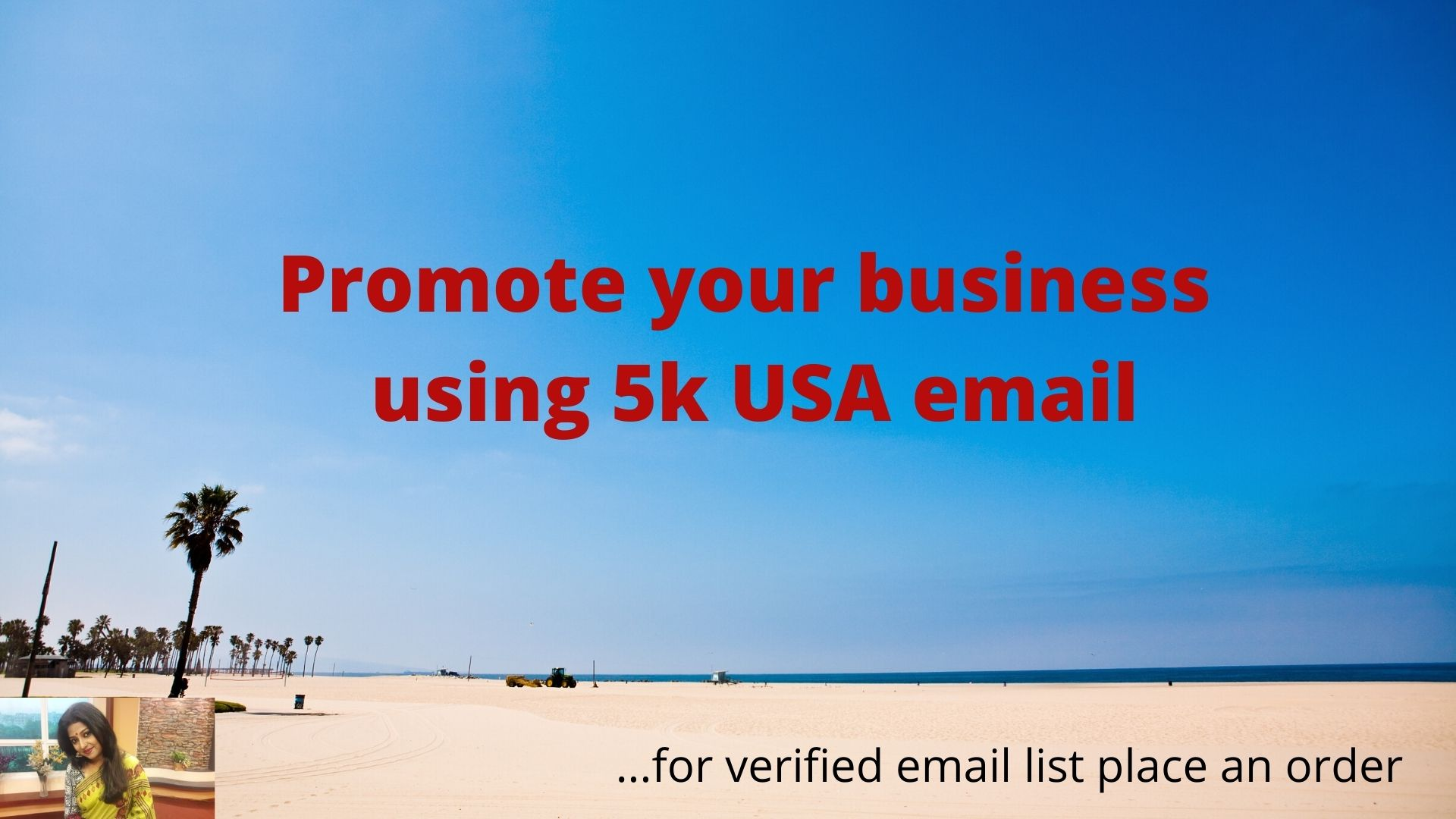 You can get 5k verified email list from me.