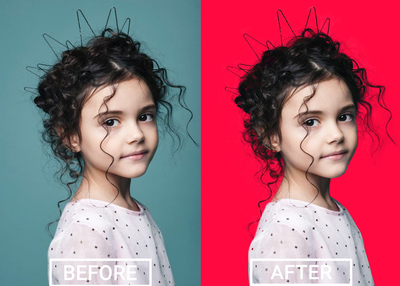 I will do 20 photo background remove and clipping path