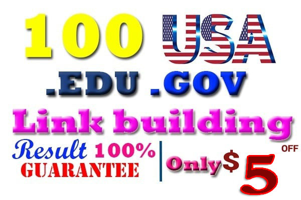 do rank at google with 100 USA backlinks