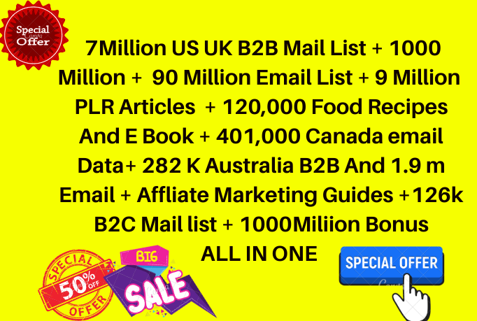 Email marketing all in one with bonus