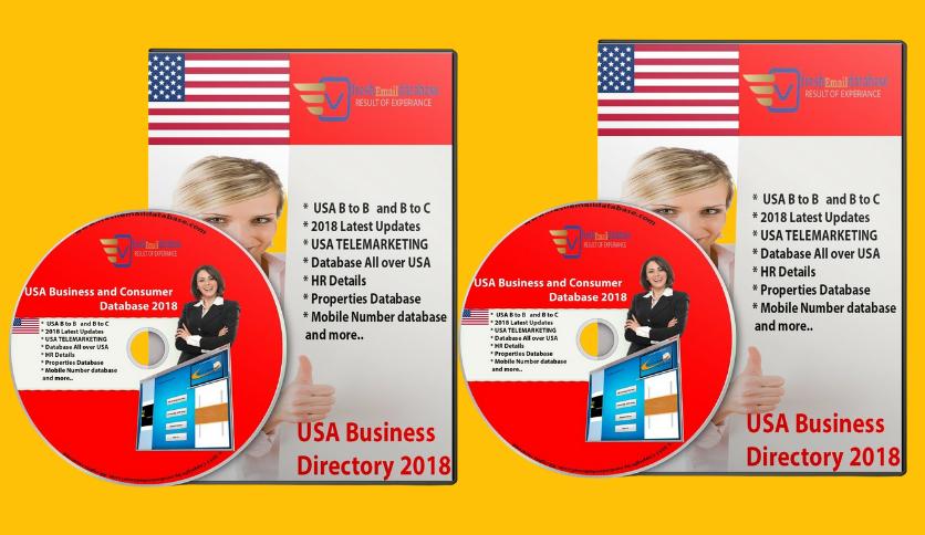 USA BILLION Database Email Marketing List Best Fot Email Marketing
