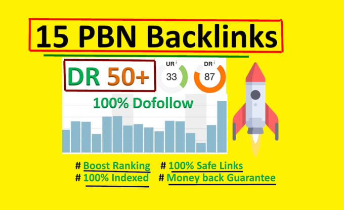 I will do 35 high DR permanent homepage backlinks