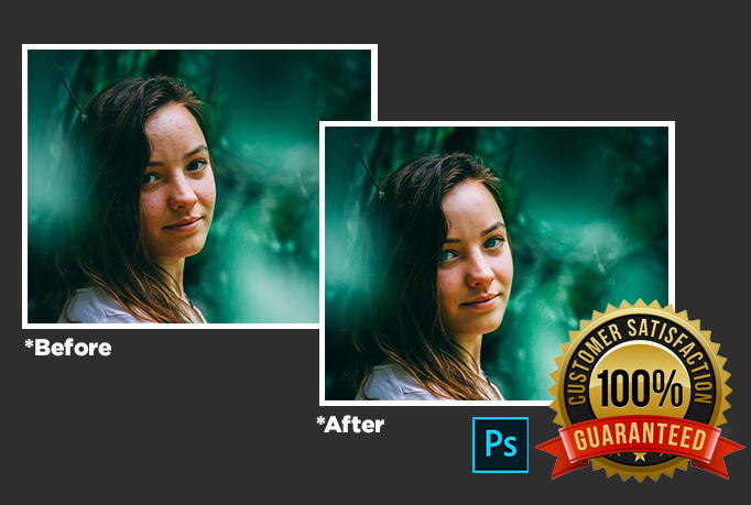 I will do high end skin retouching, photo editing, portrait editing for you