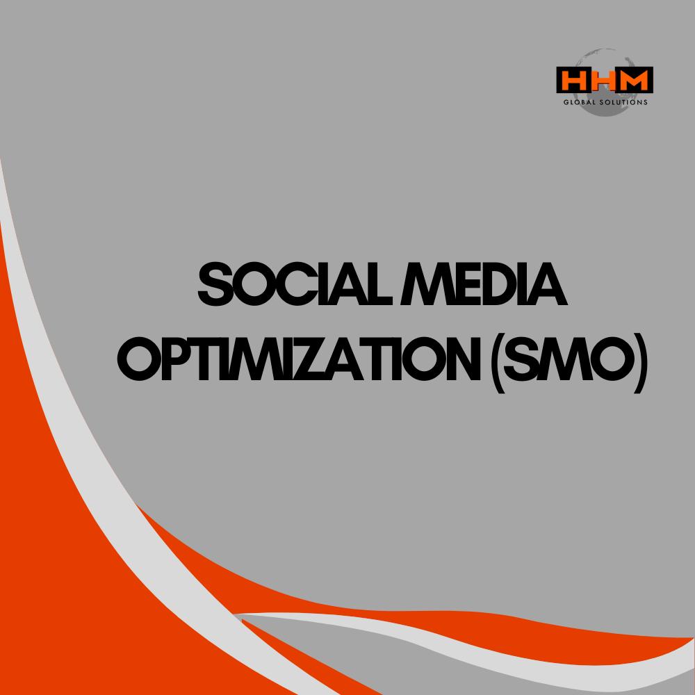 Social Media Optimization & Social Media Management