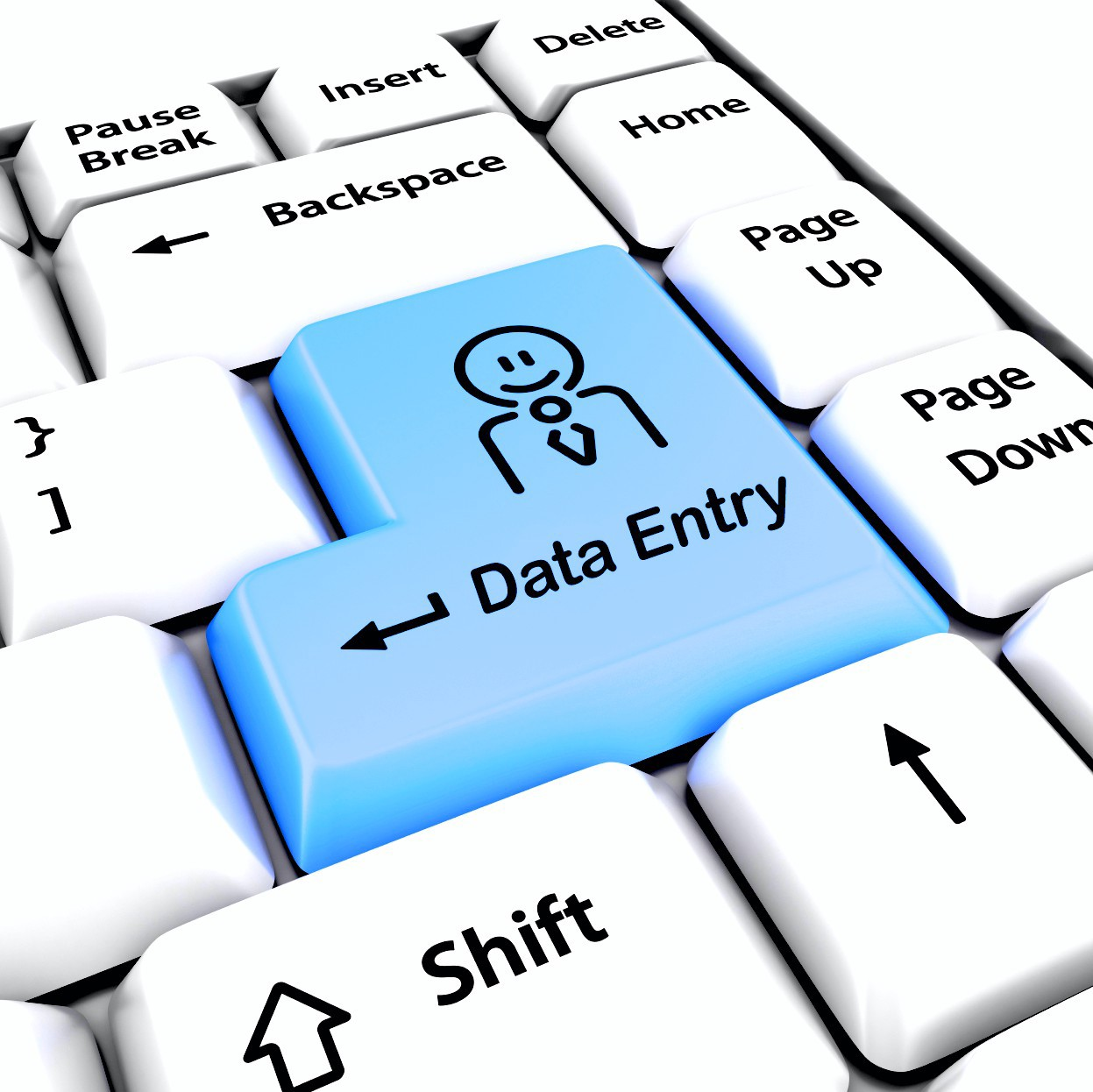 i will provide Data entry And Web research