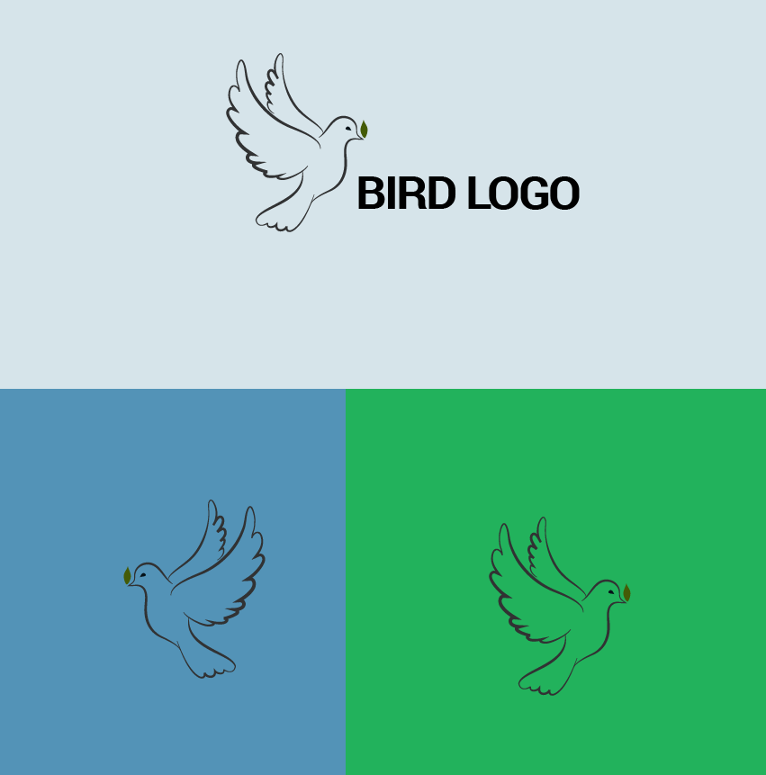 I will polygonal,  origami,  geometric,  animal,  bird or polygonal business logo