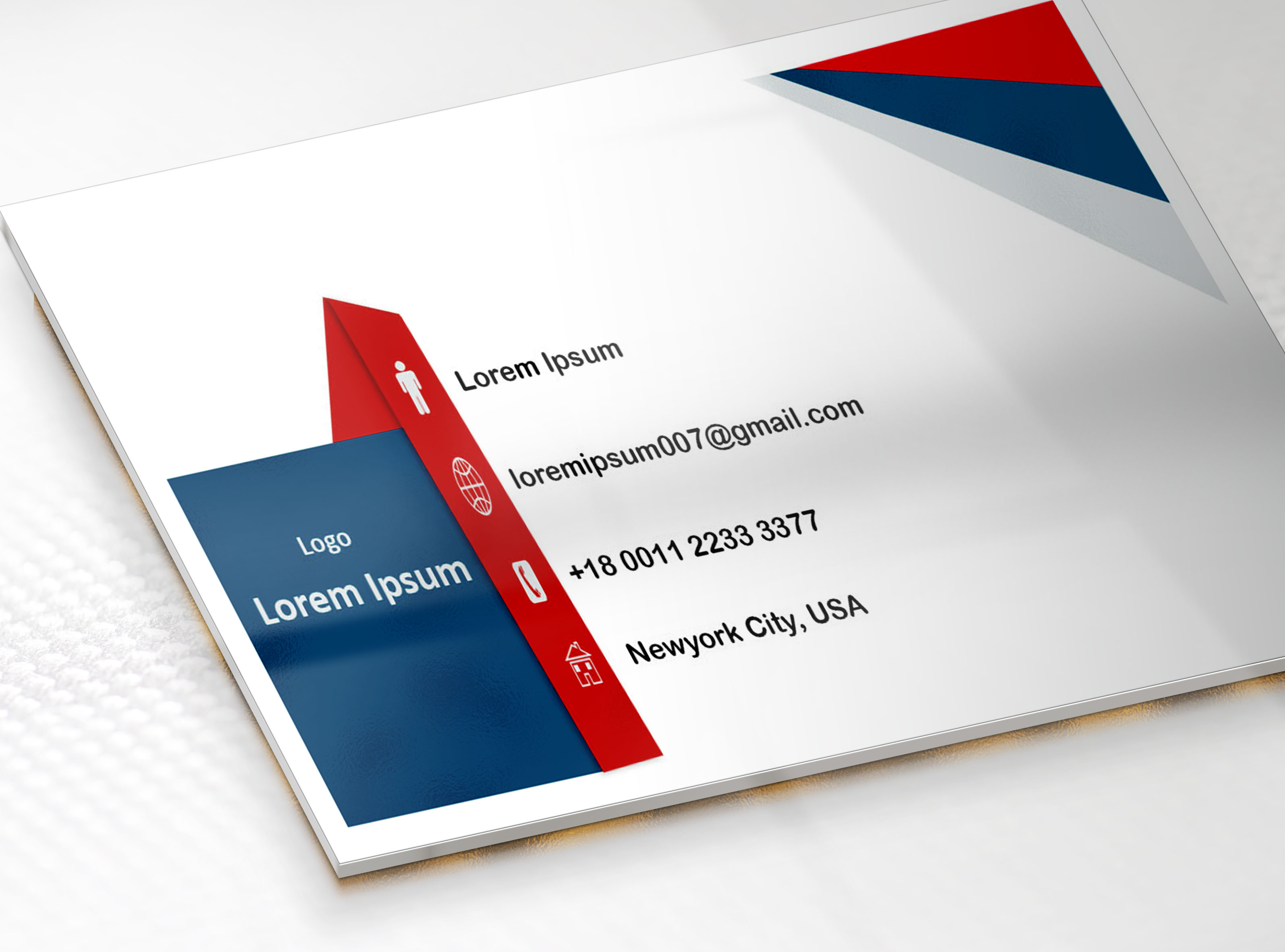 I will make professional and amazing modern creative business card