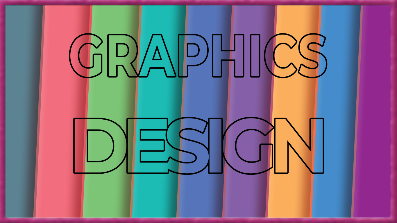I will be your Graphics Designer.