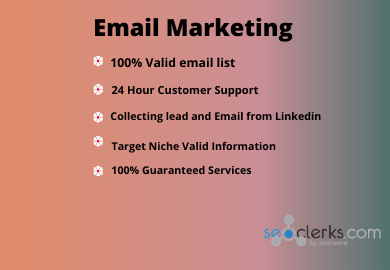 I will provide you 1k Niche based fresh emails