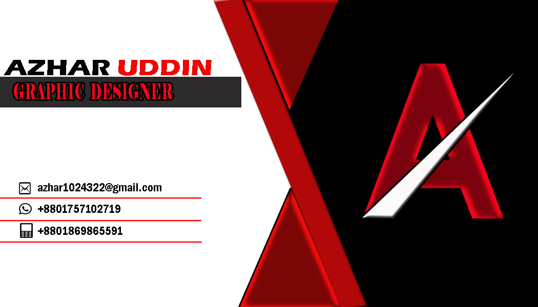 I will make smart Business card & Logo for you.