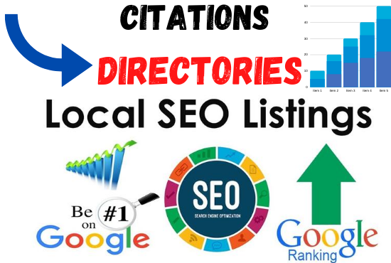 I will Do 30 Best Local citations for your website
