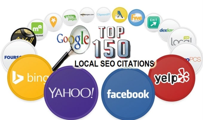 I will top 25 local citations and directory submission for local seo listing