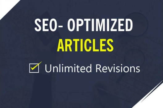 SEO Optomized Article Including research