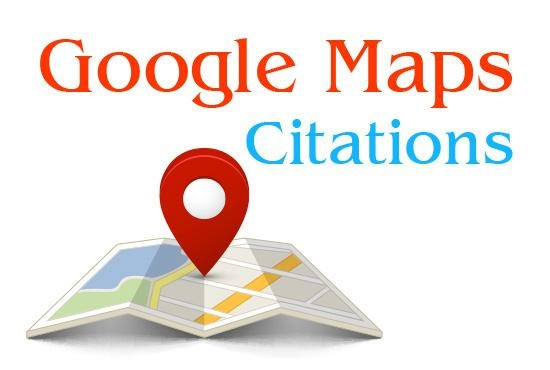 I Will Create Manually 3k Google Maps Citations For your Business